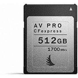 ANGELBIRD CFexpress Card AV Pro 512GB W1500/R1700Mb/s