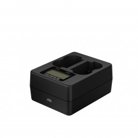 Fujifilm Dual Akku-Ladegerät BC-W235 für NP-W235