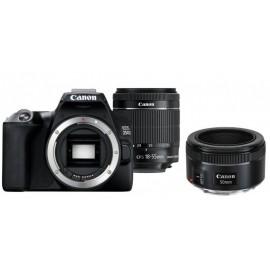 Canon EOS 250D Kit mit 18-55 STM + 50/1,8 STM