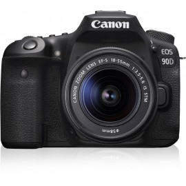 Canon EOS 90D+EF-S 3,5-5,6/18-55 mm IS STM Kit