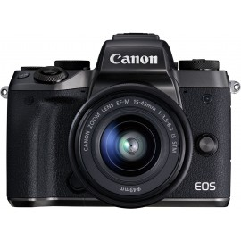 CANON EOS M 5 + 15-45 IS STM