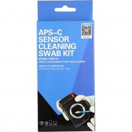 VSGO APS-C Sensor Reinigungstupfer 16mm 10 Stangen