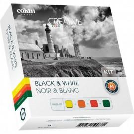 Cokin H400-03 Black & White Kit inkl. 4 Filter (P001, P002, P003, P004)