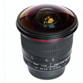 Meike MK 8mm F3.5 Canon EF mount