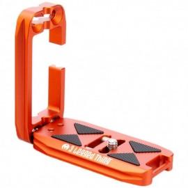 3 Legged Thing ELLIE Copper (Kupferfarben) universeller L-Winkel kompatibel mit Arca