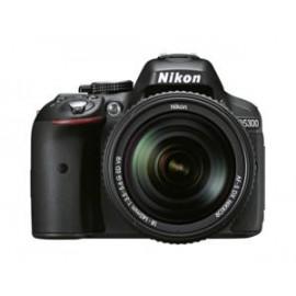 Nikon D5300 Kit inkl. AF-S DX 3,5-5,6 / 18-140 mm G ED VR inkl. gratis Video Tutorial