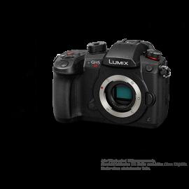 Panasonic LUMIX DC-GH5S Body schwarz  inkl. SanDisk SD 128 GB Extrem Pro