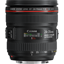 Canon EF 24-70mm 1:4L IS USM Objektiv