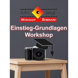 Workshop Einstieg-Grundlagen 22.05.2021 (Systemkamera/Spiegelreflex) Alle Kamera-Hersteller