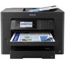 Epson WorkForce WF-7840DTWF Multifunktionsdrucker, Scannen, Faxen, Drucken,Farbe