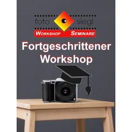 Workshop Einsteiger Teil II 19.06.2021 (Systemkamera/Spiegelreflex) Alle Kamera-Hersteller
