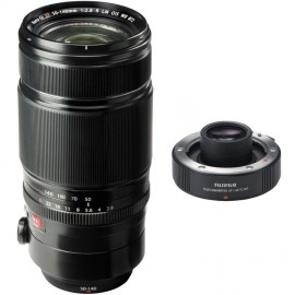 Fujifilm XF 50-140mm 1:2,8 R LM OIS WR + TC XF 1,4x Set  Fuji-Cashback 400€