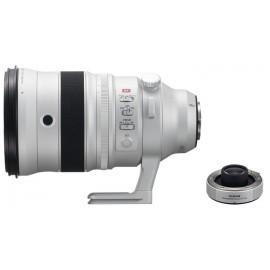 Fujifilm XF 200mm F2 R LM OIS WR mit Telekonverter FUJINON XF 1.4X TC F2 WR Fuji-Cashback 2000€