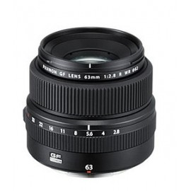 Fujifilm  Fujinon GF63mm/2.8 R WR