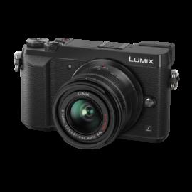 Panasonic LUMIX DMC-GX80NEGK Kit + 14-42mm OIS Schwarz inkl. SanDisk Extreme SDHC 32GB