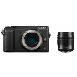 Panasonic DMC-GX80M schwarz + Lumix G HF-S 12-60mm f3,5-5,6 Asph. inkl. SanDisk Extreme Plus SDHC 32GB