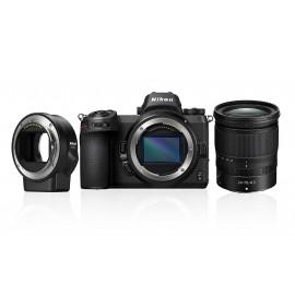 Nikon Z6 Body + FTZ Objektivadapter ( inkl.Sony 64GB XQD-Karte beim Kauf der Nikon Z6! )