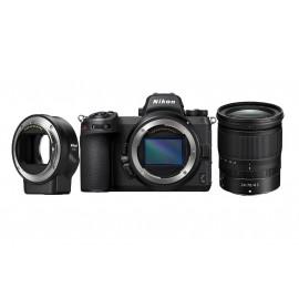 Nikon Z7 II + Z 24-70mm f4 + FTZ Bajonettadapter -200,00EUR Trade In 3844,40 Effektivpreis
