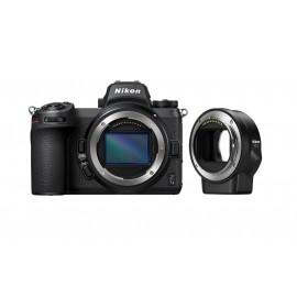 Nikon Z7 II + FTZ Bajonettadapter -200,00EUR Trade In 3259,53 Effektivpreis