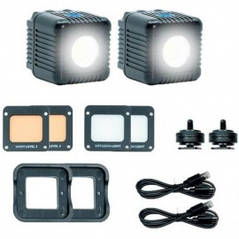 Lume Cube 2.0 - Doppelpack SET