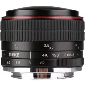 Meike MK 6.5mm F2.0 Sony E mount