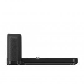 Fujifilm X-E4 schwarz + TR-XE4 Daumenauflage + MHG-XE4 Handgriff