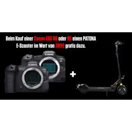 Canon EOS R5 Body + RF 85mm f2.0 Makro IS STM