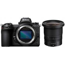 Nikon Z7 + Nikkor Z 14-30mm 4.0 S inkl. Zusatzakku Nikon EN-EL 15 B