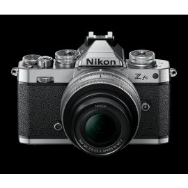 Nikon Z fc KIT Z DX 16-50 mm Silber Edition    -100€ Einführungsrabatt