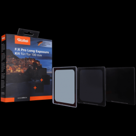Rollei F:X Pro Long Exposure Set (ND8 | ND64 | ND1000)