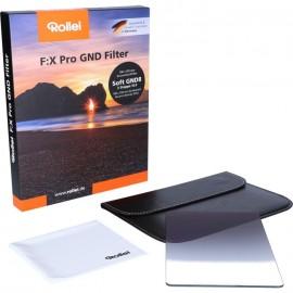 Rollei F:X Pro Soft GND8 Grauverlaufsfilter 100 mm Rechteckfilter