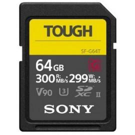 Sony  SDXC 64GB  UHS-II R300 Tough SF-G64T