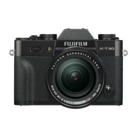 Fujifilm X-T30 + XF18-55mm 2.8-4 + + XF55-200mm R SCHWARZ Kit