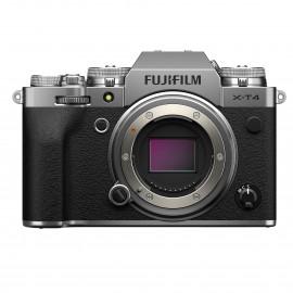Fujifilm X-T4 Gehäuse SILBER  Fuji-Cashback 200€