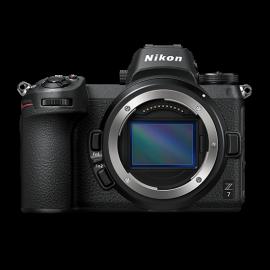 Nikon Z7 Body + Original Zusatzakku Nikon EN-EL15b